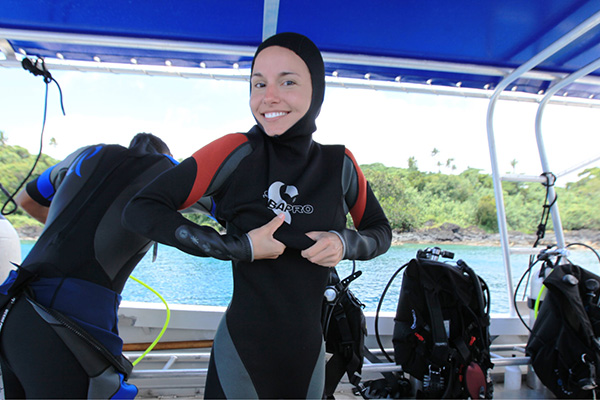 Prepare to Go Diving Course In Bali - Surya Dive Sanur