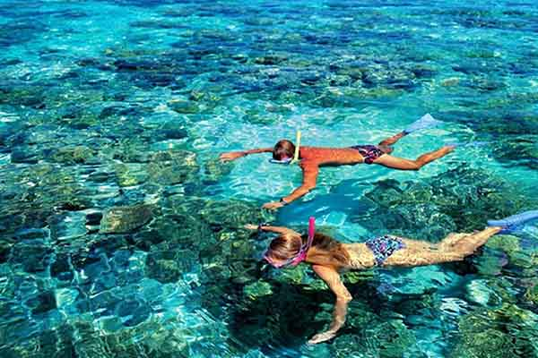 Surya Water Sports - Snorkeling Recreation Tour