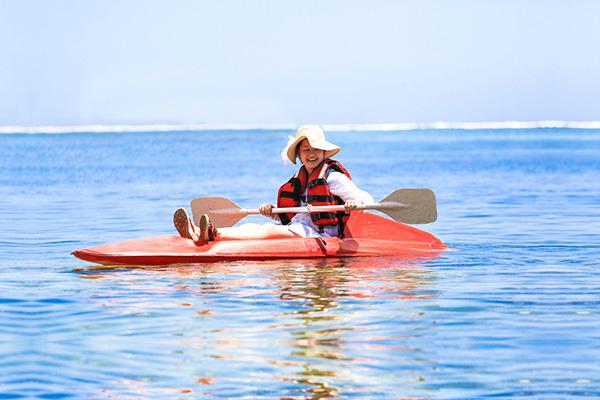 Surya Bali Paddle Canoe Sanur